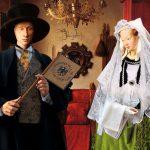 El matrimoni Arnolfini, en realitat és una parella del Ball de Pabordes