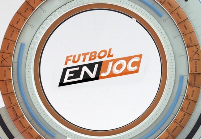 Futbol en joc