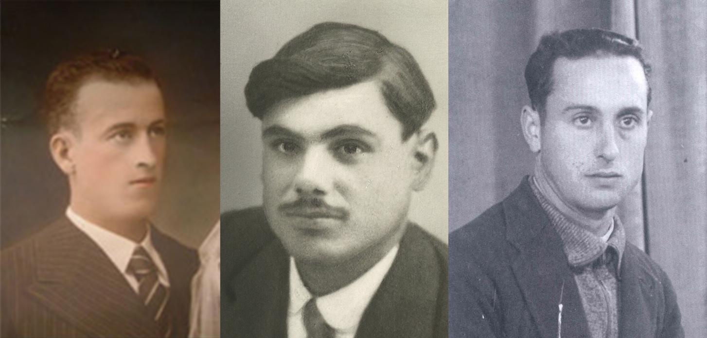 Pagès, Ramon i Seguer, van ser represaliats pel franquisme