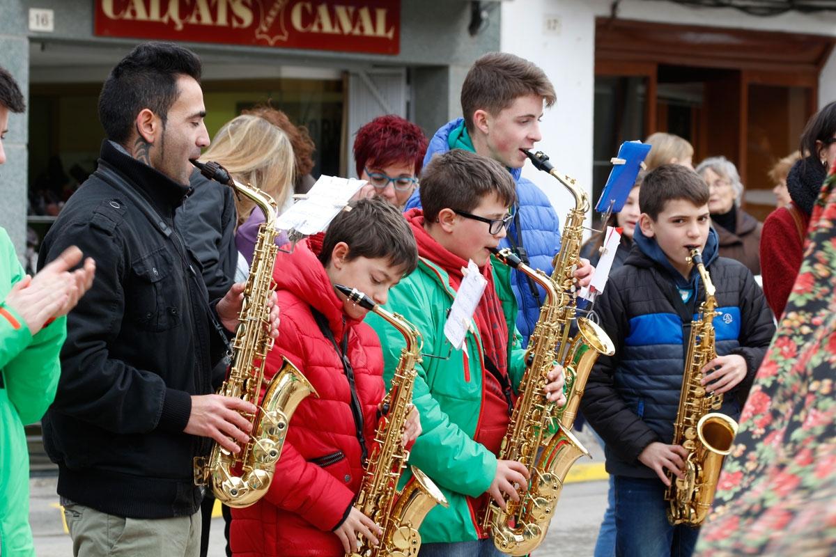 Banda de l'Escola Municipal de Música Josep Cirera i Armengol