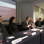 Albert Pérez, Anna Erra, Jordi Montaña, Andreu Mas-Colell,Valentí Junyent i Mercè Jou