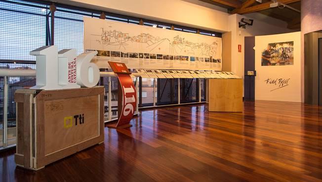 La mostra ocuparà totes les sales del Museu de l'Art de la Pell.