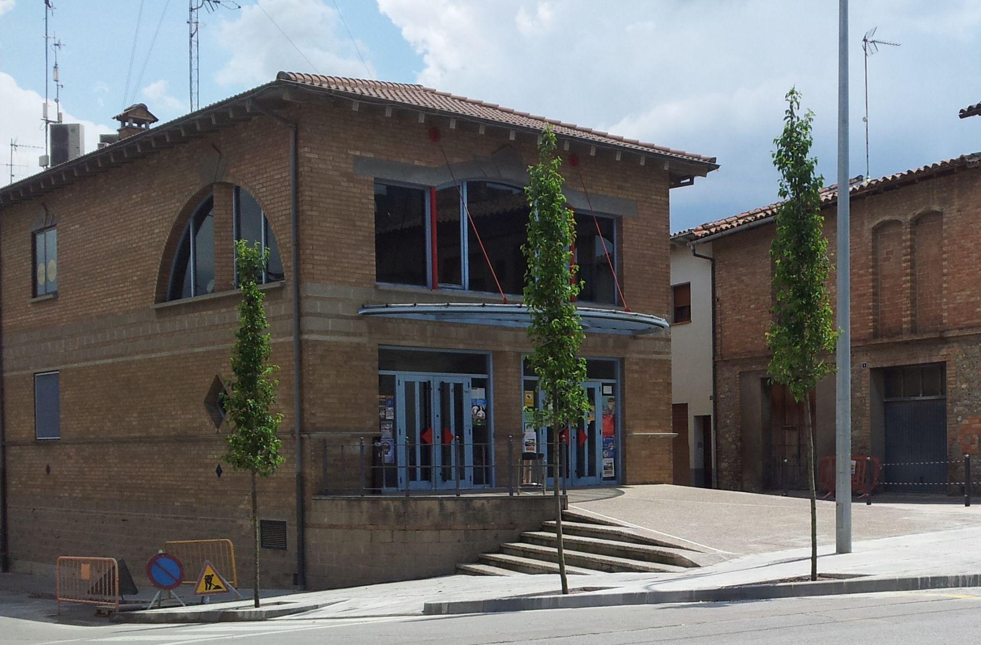 Ajuntament de Sant Hipòlit de Voltregà