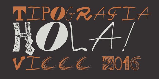 Tipografia VICCC