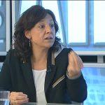Anna Erra va parlar al programa 'Angle Obert' d'EL 9 TV
