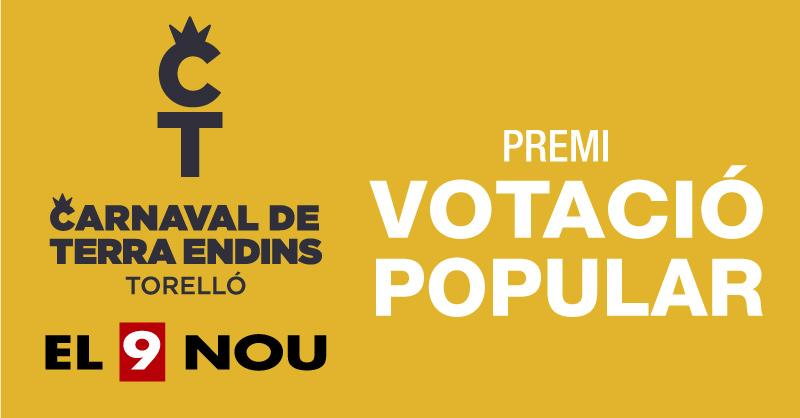 La votació popular es pot fer a través de les fotogaleries de El 9 Nou.cat