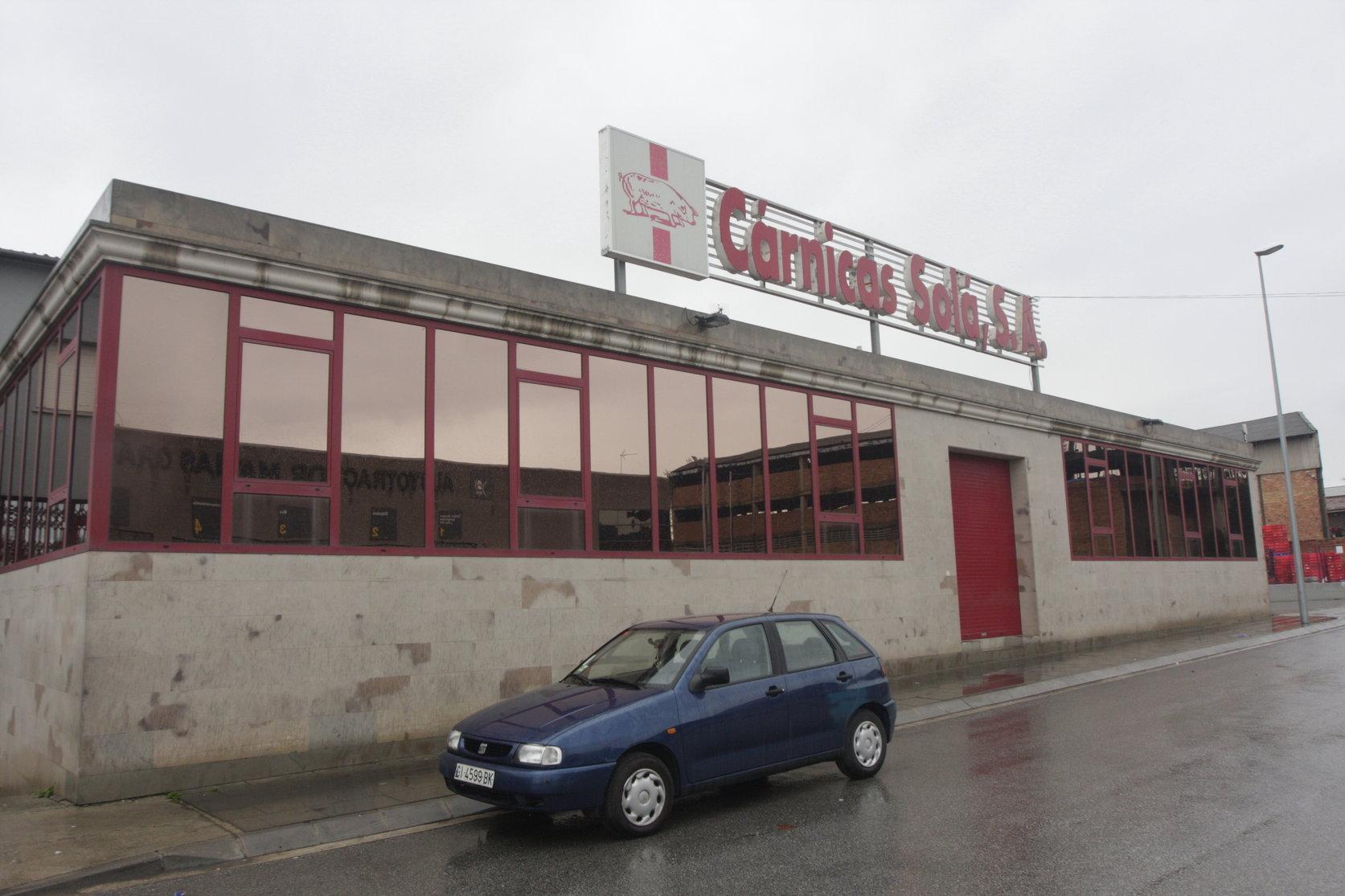 Imatge d'arxiu de Cárnicas Solà a Gurb