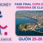 Imatge promocional, amb el nou logotip de la Copa d'Europa femenina, de la competició