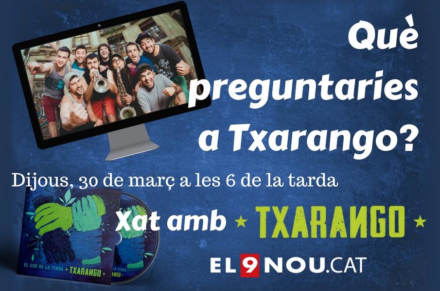 No t'ho perdis. Avui a les 6 de la tarda a www.el9nou.cat