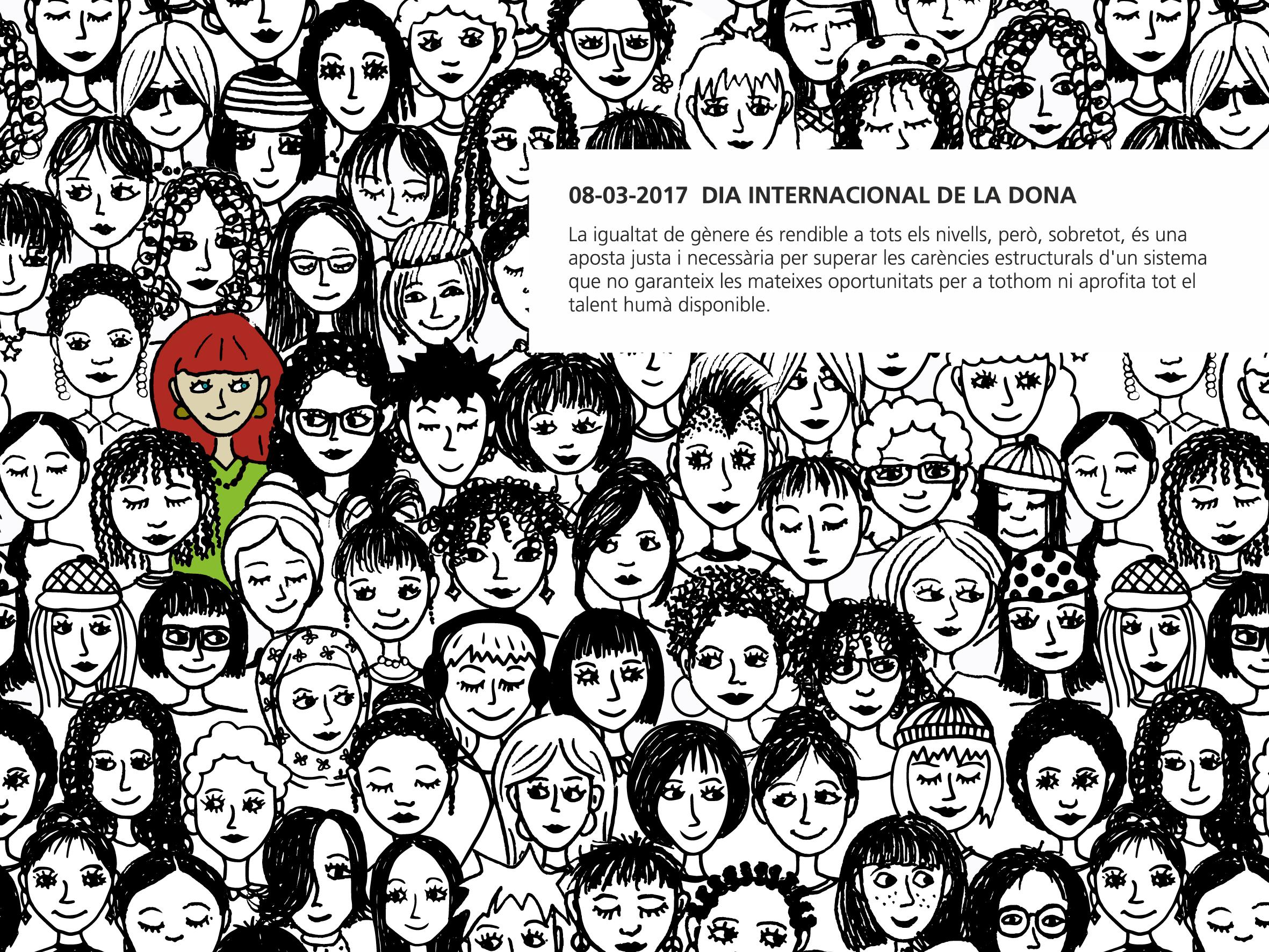 Torelló commemora el Dia Internacional de la Dona
