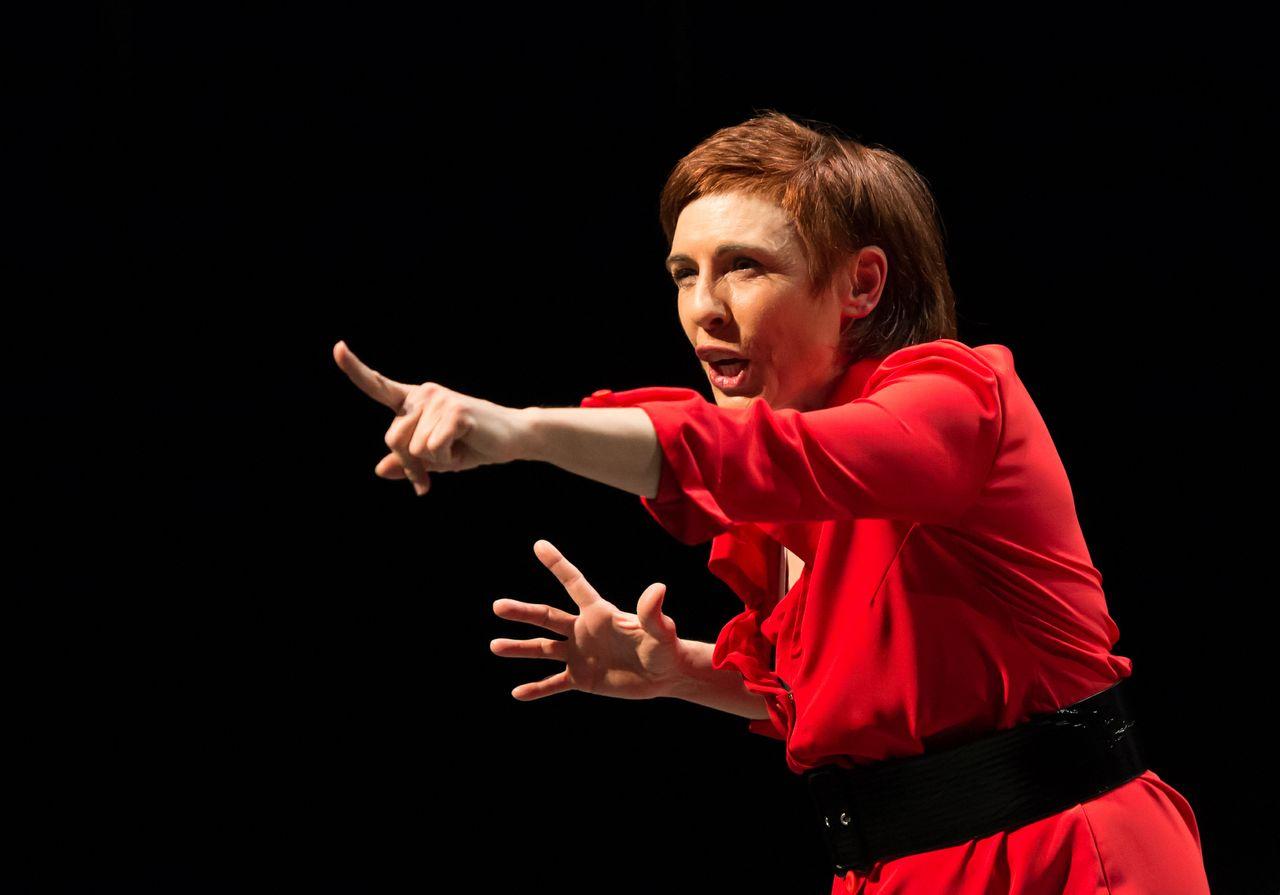 El Teatre ETC de Vic acollirà 'Deesses'  el proper 18 de març a les 21:30h