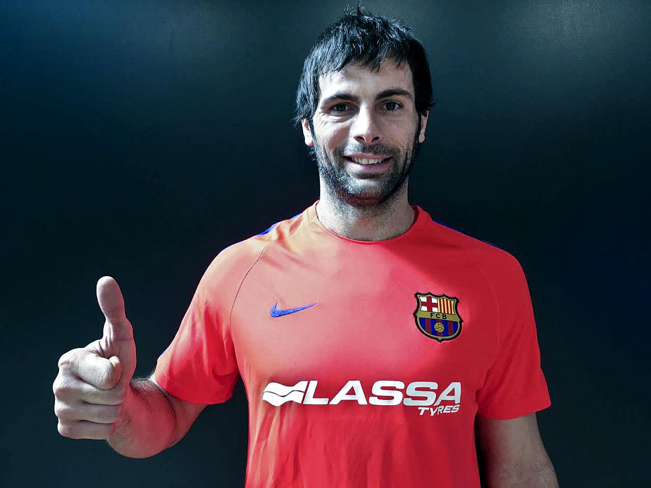 Santiago Garcés/FC Barcelona