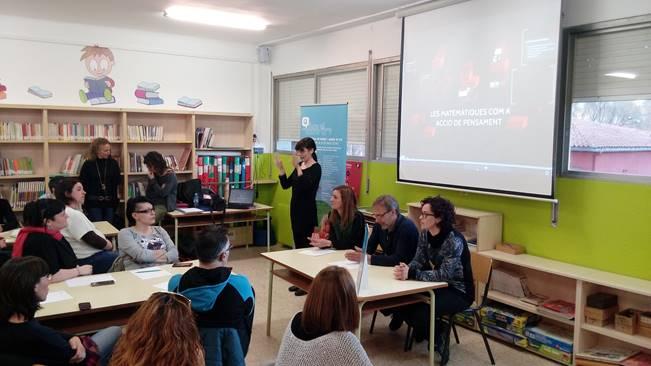 """Presentació de la desena edició de l'Escola de Pares i Mares de Vic, """"Tens el Factor Q?"""""""