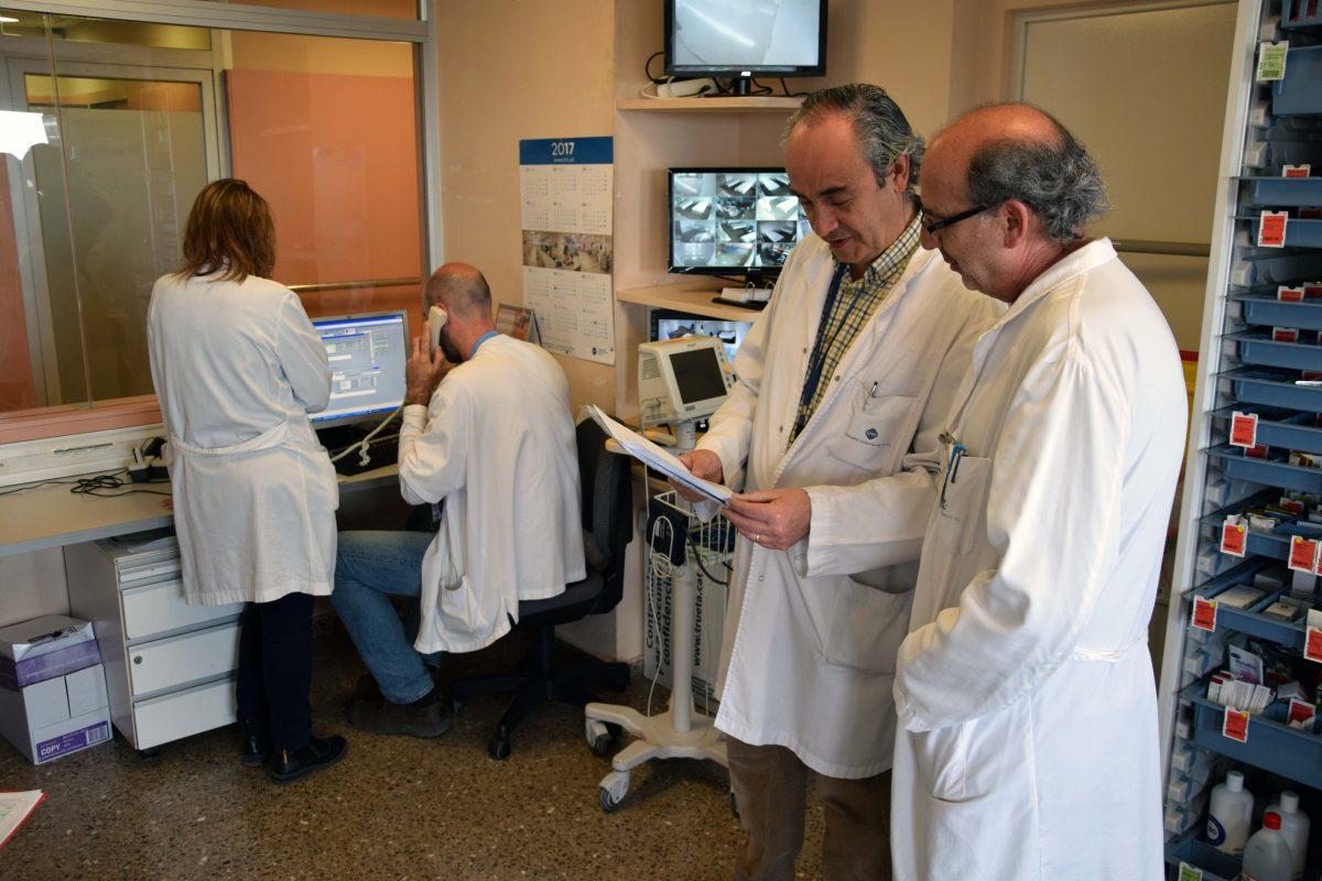 Unitat d'Hospitalització de Psiquiatria de l'Hospital Universitari de Vic