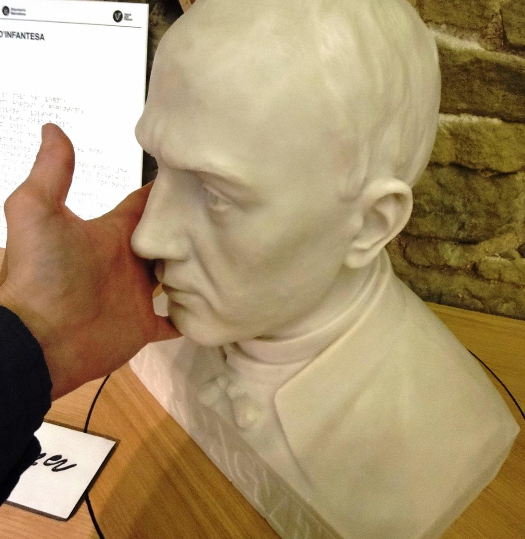 Bust del poeta Jacint Verdaguer