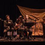 Els cinc components de December Quintet