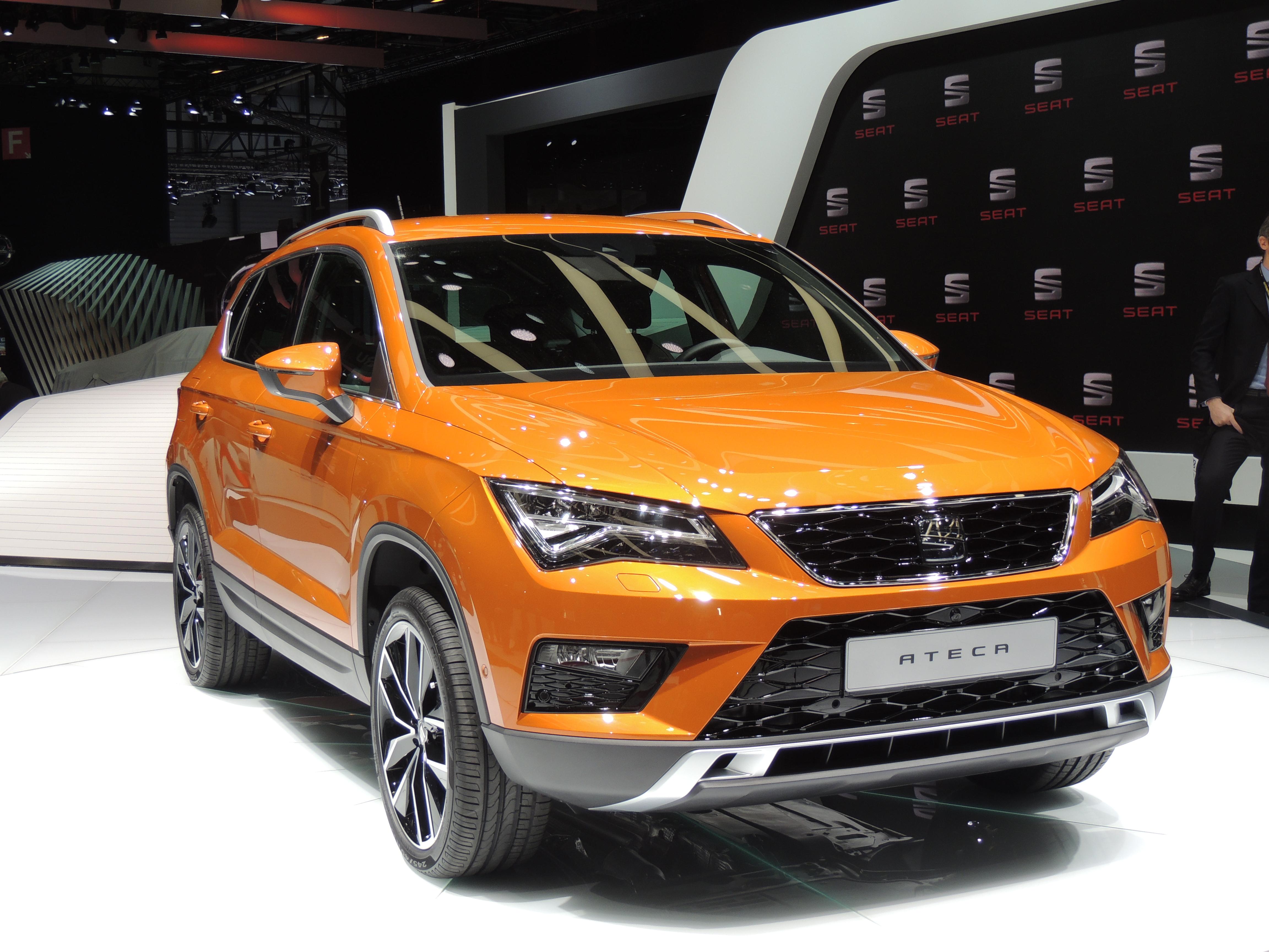 El nou model, encara sense nom, serà el germà gran del SUV Ateca