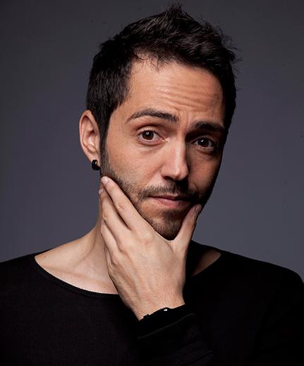 L'actor David Guapo
