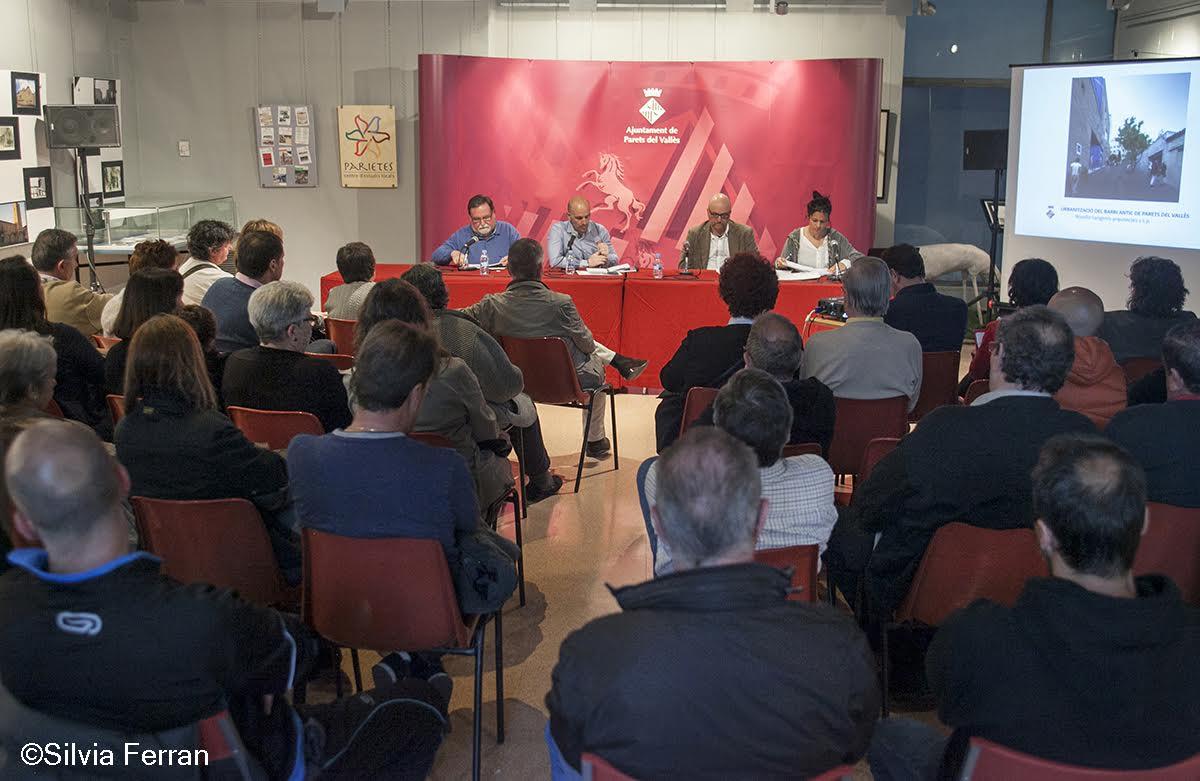 Sílvia Ferran/Ajuntament de Parets