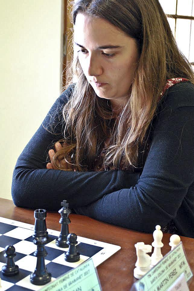Laura Martín va confirmar els pronòstics que la donaven com a favorita