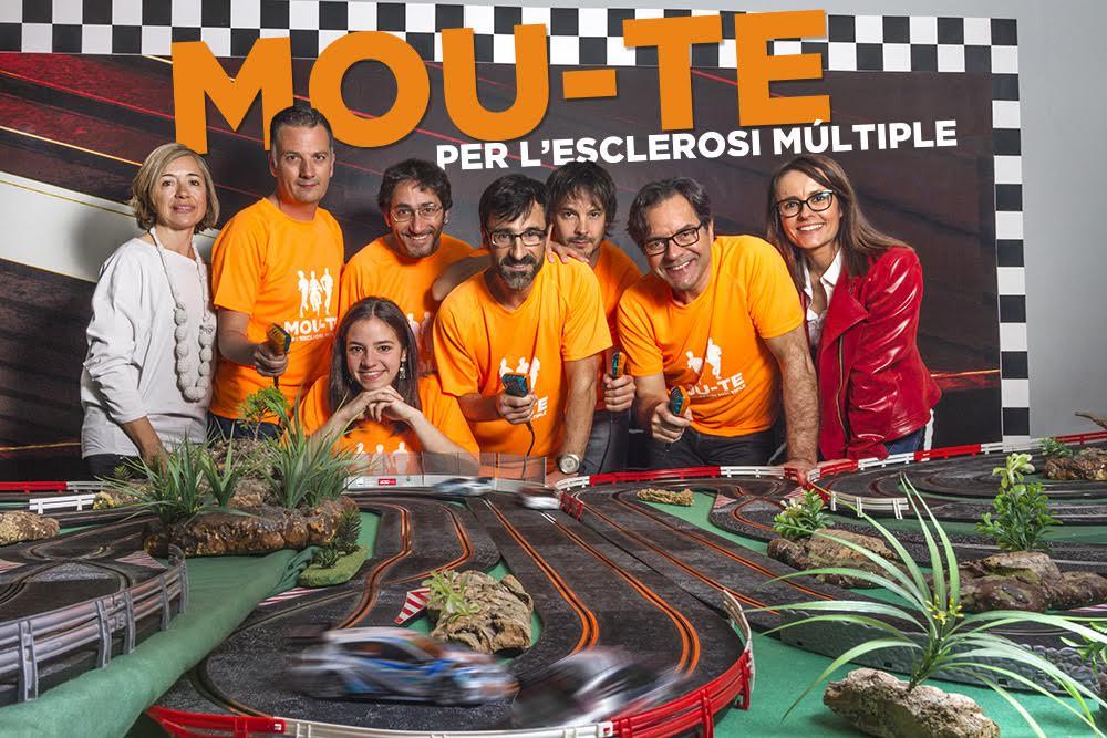 Els padrins de la 17a edició de la cursa