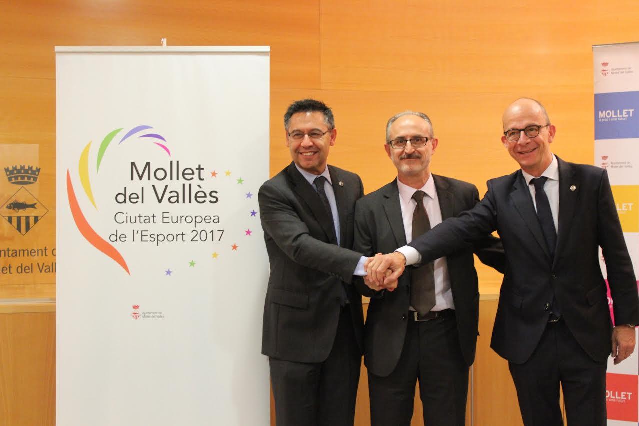 Ajuntament de Mollet