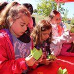 La reforma del parc ha anat acompanyada d'accions educatives