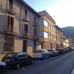 L'operació policial es va fer dissabte al matí al carrer Marquès de Peñaplata, al costat de l'estació