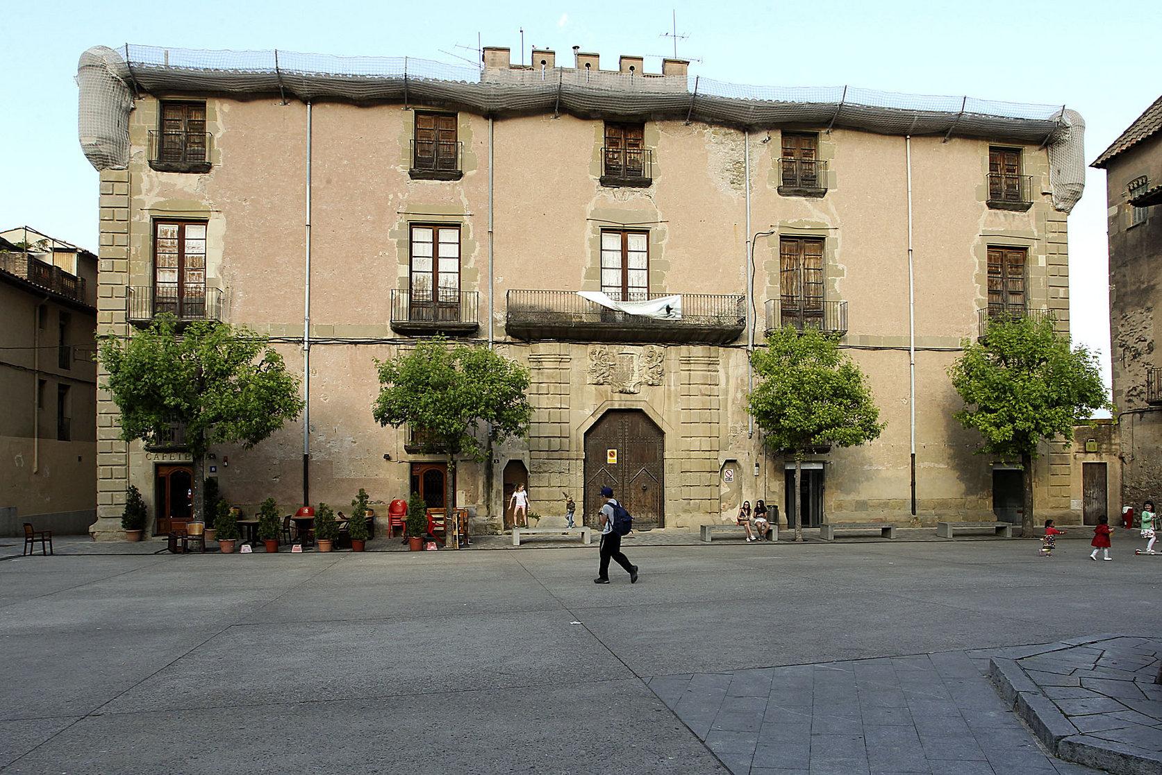 Palau dels Comtes