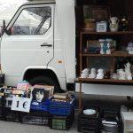 El camió s'utilitza per vendre a mercats ambulants de la comarca