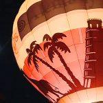 A l'espectacle hi van participar cinc globus