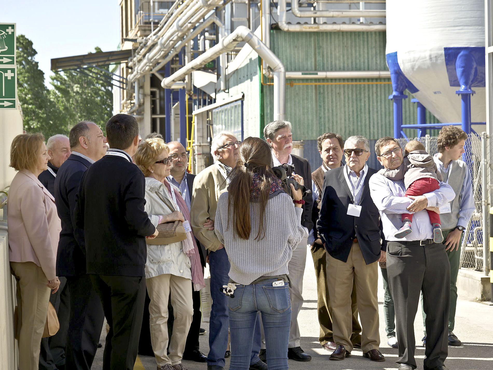 L'empresa ha celebrat recentment el 50è aniversari amb una jornada de portes obertes