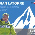 Ferran Latorre corona els catorze vuitmils