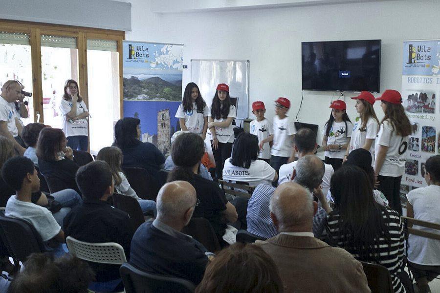 La presentació de dissabte al centre cívic Pi Novell