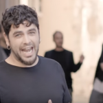 Alguer Miquel en un fragment del videoclip