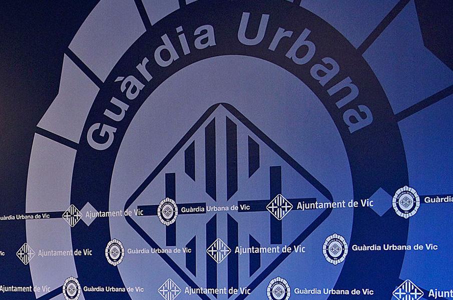 La Guàrdia Urbana va intervenir en la detenció