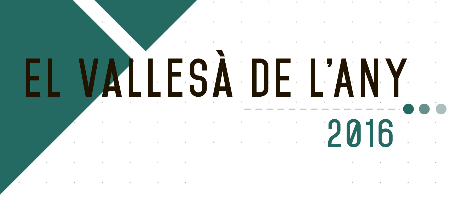 El logotip del Vallesà de l'any 2016