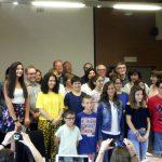 Foto de grup de tots els premiats