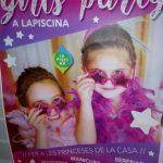 El cartell de la campanya de La Piscina de Torelló