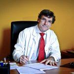 El fins ara director de l'Hospital, Rafael Gotsens