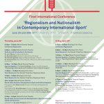 Programa Congrés Sport