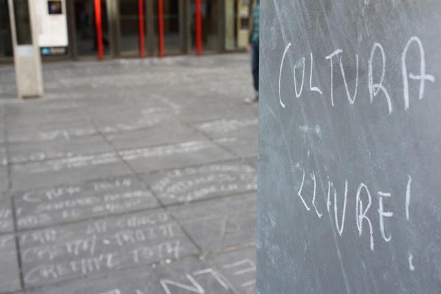 Dissabte es farà una acció al carrer Anselm Clavé