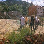 El terreny de Can Ribalaigua, on s'ha de construir la nova escola, està contaminat per fuel