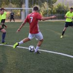 El torneig s'ha disputat al camp municipal de futbol de Vic