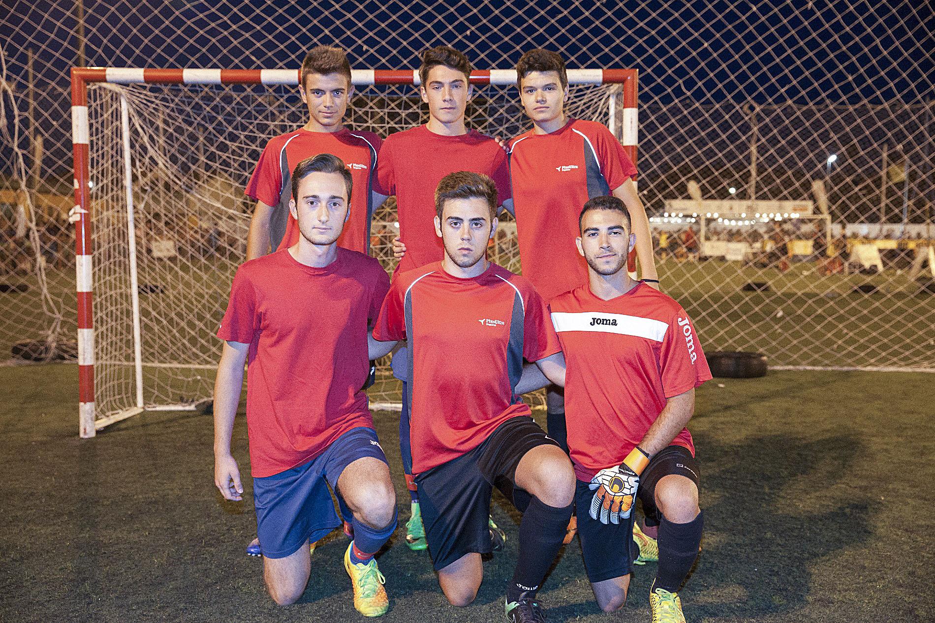 L'equip Nuguets 3 es va imposar a la final Juvenil a la tanda de penals