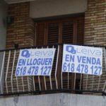 Els preus de lloguer d'habitatges creix notablement a la comarca