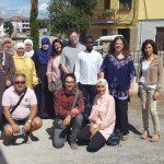 Els participants al curs de Sant Bartomeu del Grau