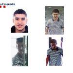 Younes Abouyaaqoub en la imatge que han distribuit els mossos