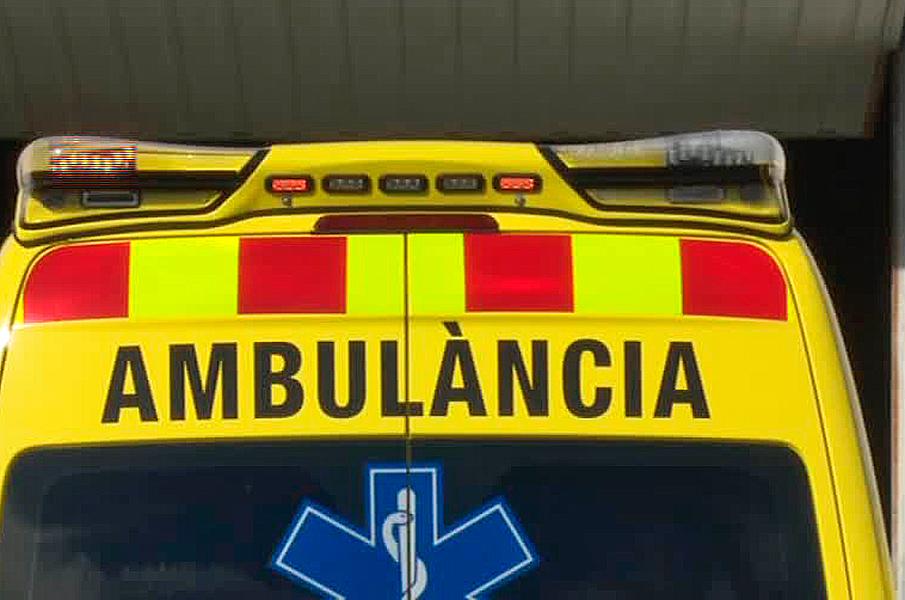Ambulància del SEM