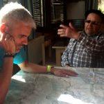 Enric Llonch amb Joan Jubany